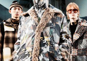 #fashion. Fendi Men's Fall/Winter 2018-19