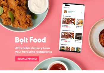 Компания Bolt расширила сотрудничество с AppGallery: теперь доступна и Bolt Food