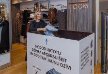Увлекательным шоу стало открытие «комнаты моды» в универмаге Stockmann