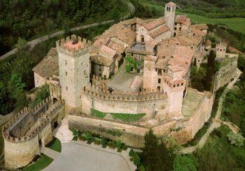 Крепость Виголено или В гостях у Средневековья