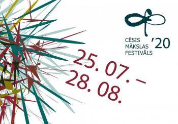 В Цесисе стартует традиционный Фестиваль искусств «Цесис 2020»
