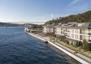 В Стамбуле открылся новый отель — Mandarin Oriental