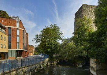 В центре исторического Оксфорда открылся отель Marriott