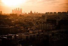 Ужины на закате и вечера с шампанским в Москве