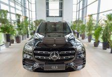 SIA Domenikss представляет первый в странах Балтии Mercedes-Benz GLS – внедорожник S-класса