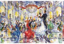 «Моцарт кисти и красок», художник, музыкант и философ Миша ЛЕНН в Юрмале