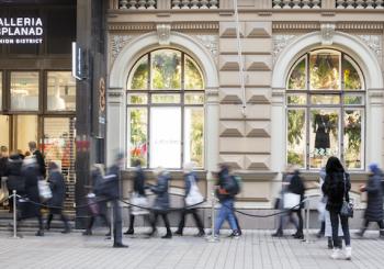 В Galleria Esplanad дебютирует Центр финской моды Garden