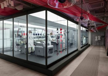 H&M. Загляните в будущее c Looop