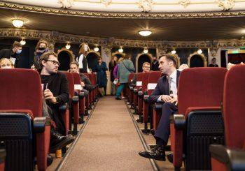 Праздник кино воочию и в интернете. Награждение победителей закрывает седьмой Рижский международный кинофестиваль