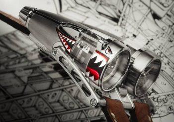 HM4 Thunderbolt — часы, вдохновленные авиацией