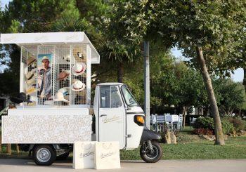 Открытие pop-up магазинов Eres и Borsalino в Sani Resort
