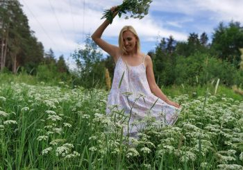 Кристине Вирсните: наслаждаться мгновением и запечатлеть его c с помощью фотокамеры