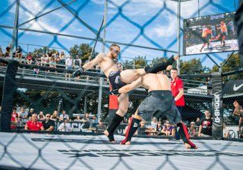 В Риге пройдет бойцовский турнир Ghetto Fight