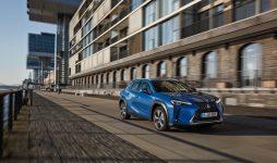 Что надо знать, о первом полностью электрическом Lexus