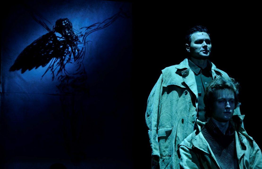 Театр Романа Виктюка представляет в Риге свой новый спектакль «Мандельштам»