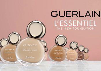 Guerlain L'Essentiel подарит женщине все, что она ждет от тонального средства