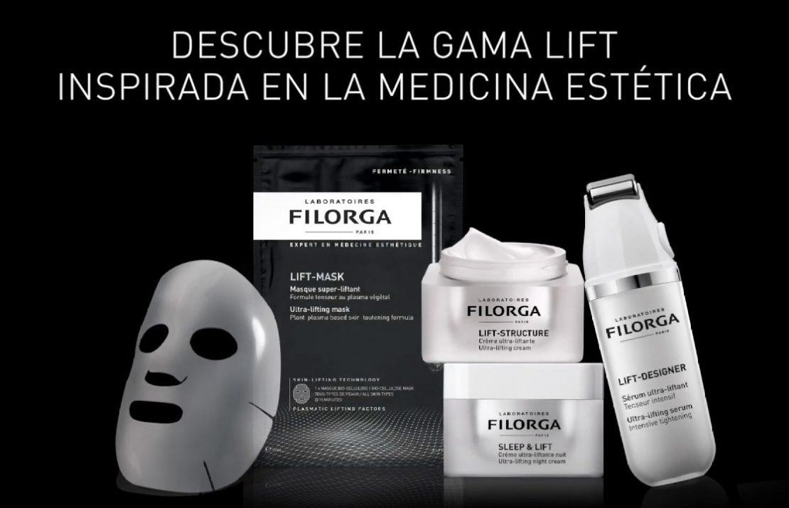 Экспресс-маска с эффектом лифтинга Lift Mask от Filorga