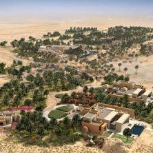 В пустыне Сахара в Тунисе открылся отель Anantara Tozeur Resort