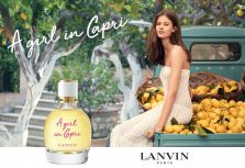 Lanvin представил «Девушку с запахом Капри»