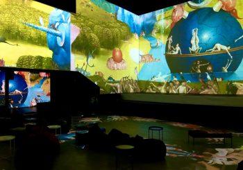 В Digital art house открылась мультимедийная выставка работ Иеронима Босха