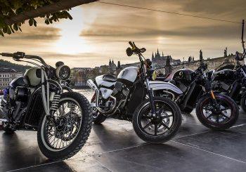 Прага. Harley зовет любителей скорости в дорогу