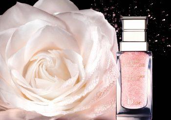 В продажу поступает долгожданное масло La Micro Huile de Rose от Dior