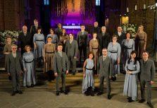 Концертом хора Латвийского радио завершится шестой «Рождественский фестиваль» концертного зала «Дзинтари»