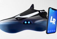 Nike Adapt BB — самозавязывающиеся кроссовки от Nike