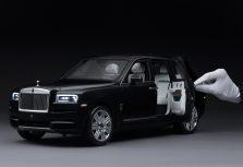 Совершенство в любом масштабе: модель Rolls-Royce Cullinan 1:8