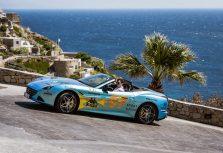 Gumball 3000 — крупнейшее автомобильное событие года — снова в отелях Myconian Collection