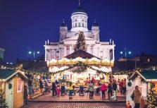 Экскурсии на русском языке в период новогодних праздников в Хельсинки, Турку и Котке