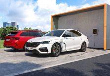 Новейшие электромобили на выставке Auto 2021