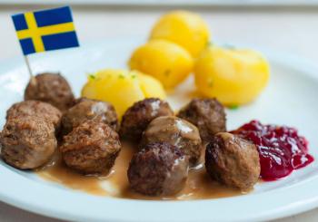 Сеть магазинов IKEA раскрыла рецепт фирменных фрикаделек