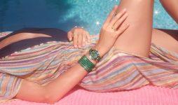 Летняя коллекция украшений Swarovski навеяна роскошью тропиков, страстью и собственным представлением о рае