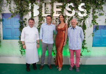Открытие нового отеля BLESS на Ибице отметили сногсшибательной вечеринкой