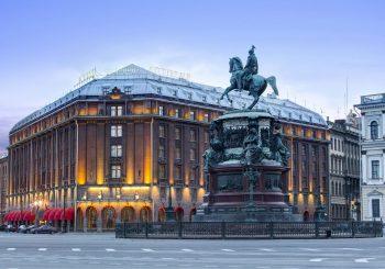 Лучший отель России — «Астория» — вошел в топы лучших отелей Европы и мира