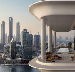 В Дубае откроется The Residences, Dorchester Collection