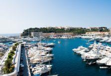 Календарь летних событий в Монако