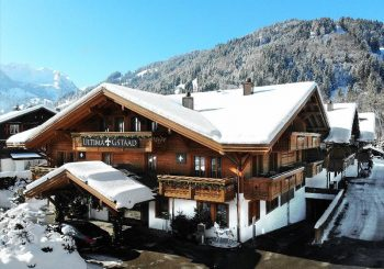 Этой зимой в Швейцарских Альпах в отеле Ultima Gstaad откроется знаменитый ресторан COYA