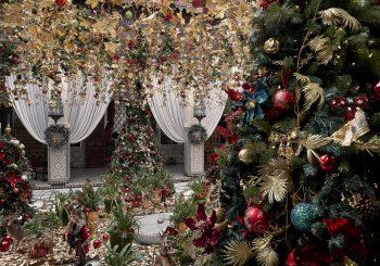 Новогодние праздники в отеле Royal Mansour Marrakech: сказочный лес и возвращение к природе