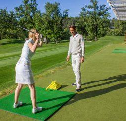 Новая академия гольфа открылась в отеле Terre Blanche Hotel Spa Golf Resort