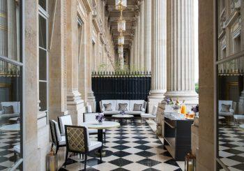 Серия праздничных бранчей в отеле Hôtel de Crillon, A Rosewood Hotel, Париж