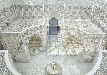 Зеленая икра и ультразвуковые волны: инновационные процедуры в отеле Royal Mansour Marrakech
