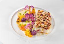 Запеченный хек с цветной капустой от шеф-повара Terre Blanche
