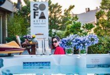 Лучший дизайнерский отель Турции — Sofa Hotel