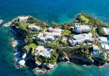 Out of the Blue Capsis Elite Resort приглашает отметить Песах на берегу Эгейского моря