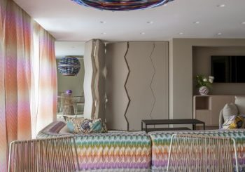 Отель Byblos в Сен-Тропе оформил сьют вместе с Missoni