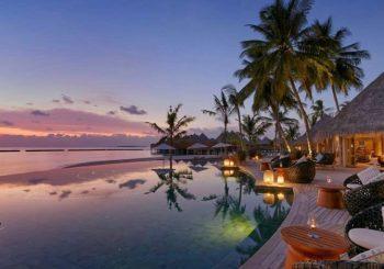 В The Nautilus Maldives новая практика Full Moon Crystal Singing Bowl