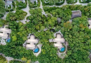 Fairmont Maldives Sirru Fen Fushi готовится к открытию