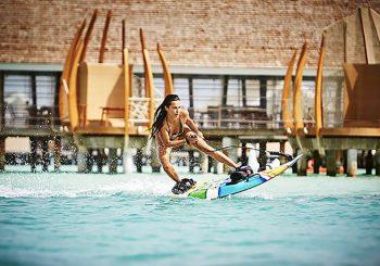 LUX, Мальдивы: «Мы за чистые воды!»